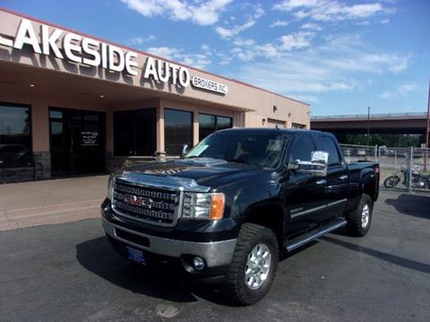 2014 GMC Sierra 3500HD for sale in Colorado Springs, CO