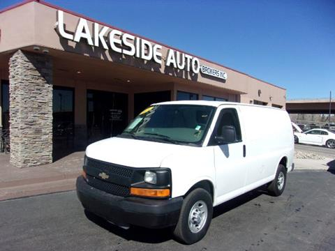 2016 Chevrolet Express Cargo for sale in Colorado Springs, CO