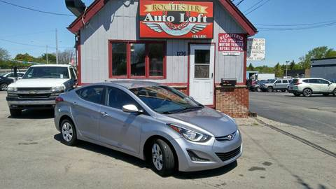 2016 Hyundai Elantra for sale in Rochester, NY