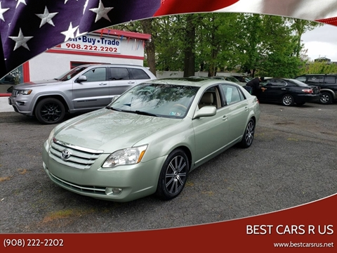 2006 Toyota Avalon for sale at Best Cars R Us in Plainfield NJ