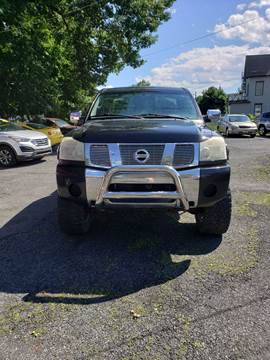 2004 Nissan Titan for sale at Best Cars R Us in Plainfield NJ