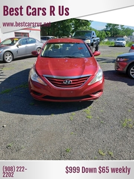 2011 Hyundai Sonata for sale at Best Cars R Us in Plainfield NJ
