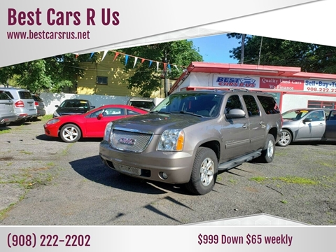2011 GMC Yukon XL for sale at Best Cars R Us in Plainfield NJ