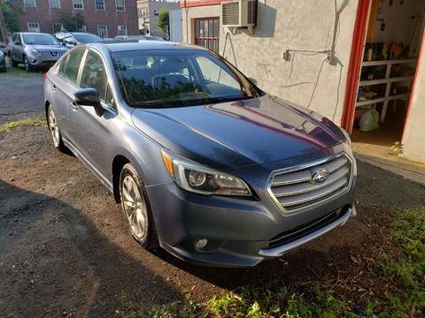 2015 Subaru Legacy for sale at Best Cars R Us in Plainfield NJ
