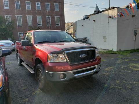 2007 Ford F-150 for sale at Best Cars R Us in Plainfield NJ