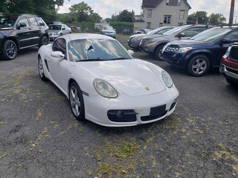 2008 Porsche Cayman for sale at Best Cars R Us in Plainfield NJ