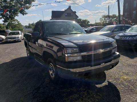 2004 Chevrolet Silverado 1500 for sale at Best Cars R Us in Plainfield NJ