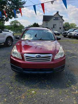 2011 Subaru Outback for sale at Best Cars R Us in Plainfield NJ