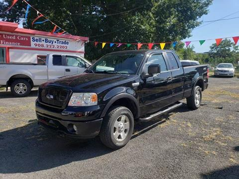 2006 Ford F-150 for sale at Best Cars R Us in Plainfield NJ