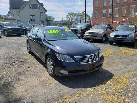 2009 Lexus LS 460 for sale at Best Cars R Us in Plainfield NJ