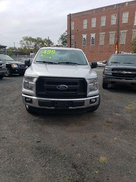 2016 Ford F-150 for sale at Best Cars R Us in Plainfield NJ