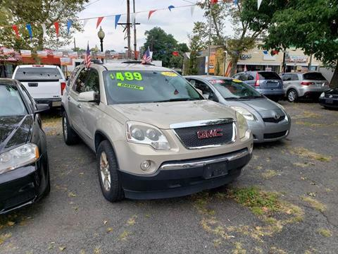 2007 GMC Acadia for sale at Best Cars R Us in Plainfield NJ