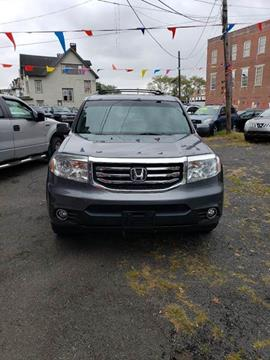 2012 Honda Pilot for sale at Best Cars R Us in Plainfield NJ