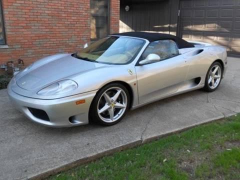 2003 Ferrari 360 Challenge Stradale for sale in Plainfield, NJ