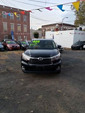 2014 Toyota Highlander for sale at Best Cars R Us in Plainfield NJ
