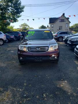 2013 Honda Pilot for sale at Best Cars R Us in Plainfield NJ