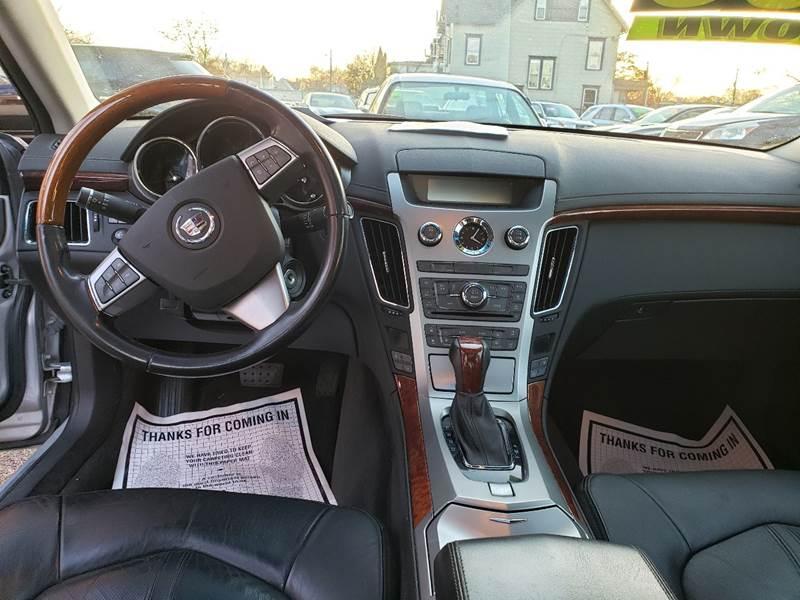2010 Cadillac CTS 3.0L V6 Luxury (image 6)