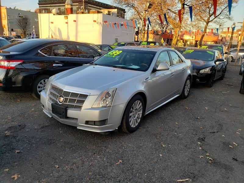 2010 Cadillac CTS 3.0L V6 Luxury (image 2)