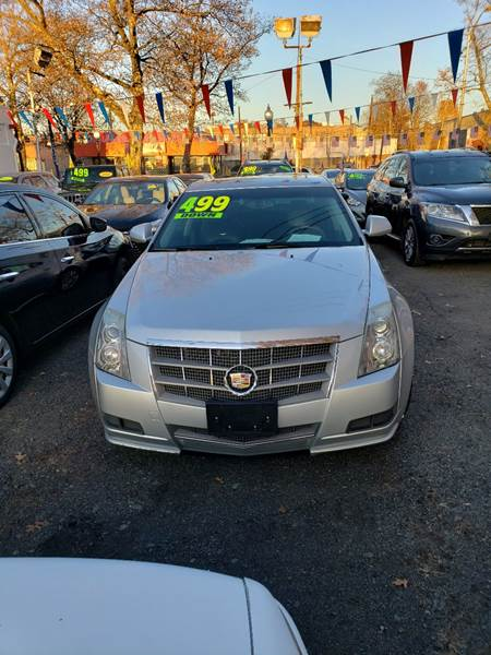 2010 Cadillac CTS 3.0L V6 Luxury (image 3)