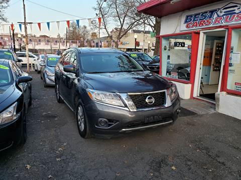 2014 Nissan Pathfinder for sale at Best Cars R Us in Plainfield NJ