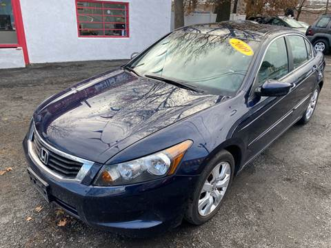 2009 Honda Accord EX-L for sale at Best Cars R Us in Plainfield NJ