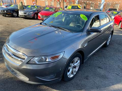 2011 Ford Taurus SEL for sale at Best Cars R Us in Plainfield NJ