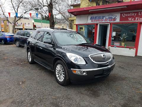 2011 Buick Enclave for sale at Best Cars R Us in Plainfield NJ