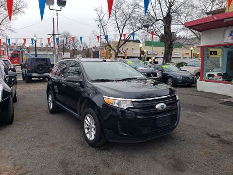 2013 Ford Edge SE for sale at Best Cars R Us in Plainfield NJ