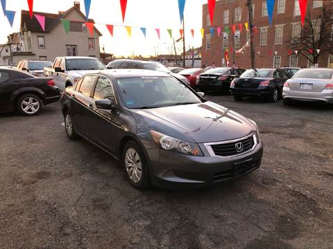 2008 Honda Accord LX for sale at Best Cars R Us in Plainfield NJ