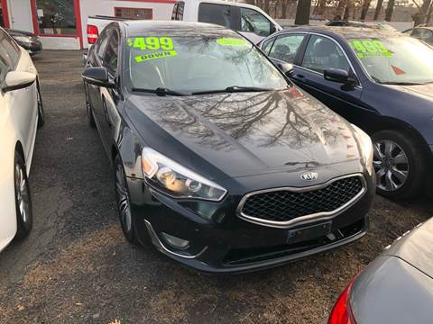 2014 Kia Cadenza for sale at Best Cars R Us in Plainfield NJ