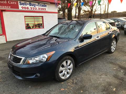 2010 Honda Accord EX-L V6 for sale at Best Cars R Us in Plainfield NJ