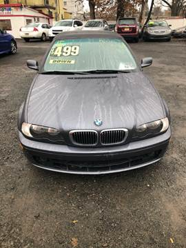 2002 BMW 3 Series 325Ci for sale at Best Cars R Us in Plainfield NJ