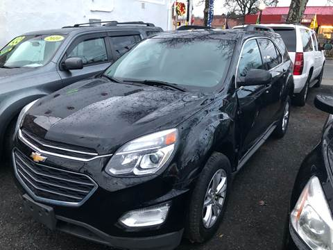 2016 Chevrolet Equinox LT for sale at Best Cars R Us in Plainfield NJ