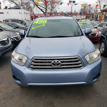 2009 Toyota Highlander for sale at Best Cars R Us in Plainfield NJ