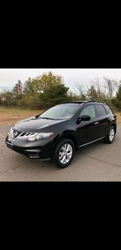 2011 Nissan Murano SL for sale at Best Cars R Us in Plainfield NJ
