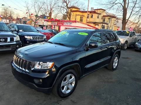 2011 Jeep Grand Cherokee Laredo X for sale at Best Cars R Us in Plainfield NJ