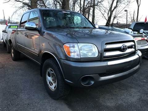 2006 Toyota Tundra SR5 for sale at Best Cars R Us in Plainfield NJ