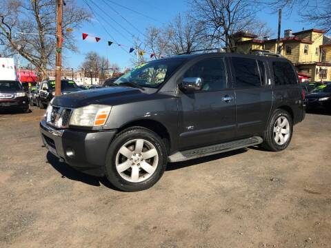 2007 Nissan Armada LE FFV for sale at Best Cars R Us in Plainfield NJ