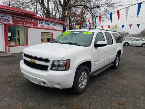 2012 Chevrolet Suburban for sale at Best Cars R Us in Plainfield NJ