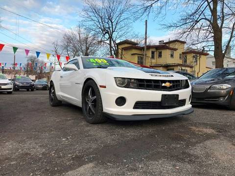 2012 Chevrolet Camaro LS for sale at Best Cars R Us in Plainfield NJ