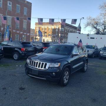 2013 Jeep Grand Cherokee Limited for sale at Best Cars R Us in Plainfield NJ