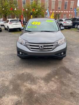 2014 Honda CR-V for sale at Best Cars R Us in Plainfield NJ