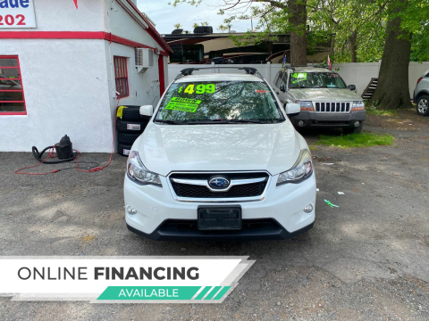 2014 Subaru XV Crosstrek for sale at Best Cars R Us in Plainfield NJ