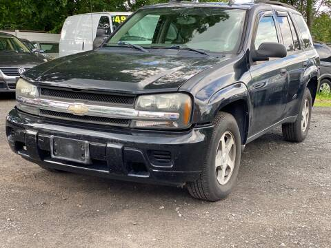 2006 Chevrolet TrailBlazer for sale at Best Cars R Us in Plainfield NJ