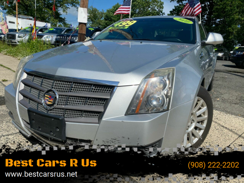 2010 Cadillac CTS for sale at Best Cars R Us in Plainfield NJ