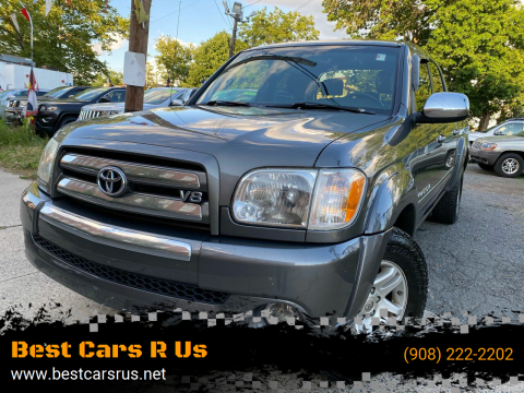 2006 Toyota Tundra for sale at Best Cars R Us in Plainfield NJ