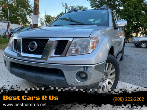 2012 Nissan Frontier for sale at Best Cars R Us in Plainfield NJ
