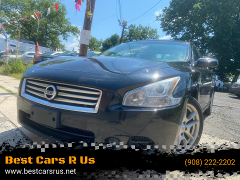 2013 Nissan Maxima for sale at Best Cars R Us in Plainfield NJ