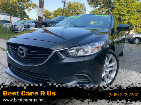 2014 Mazda MAZDA6 for sale at Best Cars R Us in Plainfield NJ
