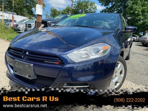 2013 Dodge Dart for sale at Best Cars R Us in Plainfield NJ